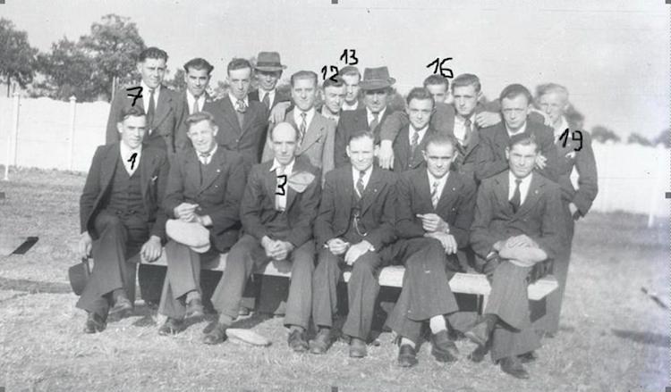 Leden KWB 1947?