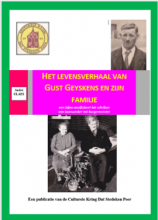 Boek Gust Geyskens