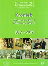 Kroniek Reengenoten - tijdschrift nr. 50