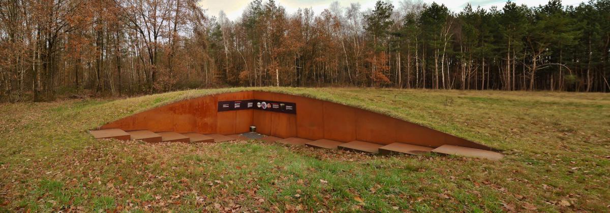 """Archeologisch park """"De Rieten"""""""